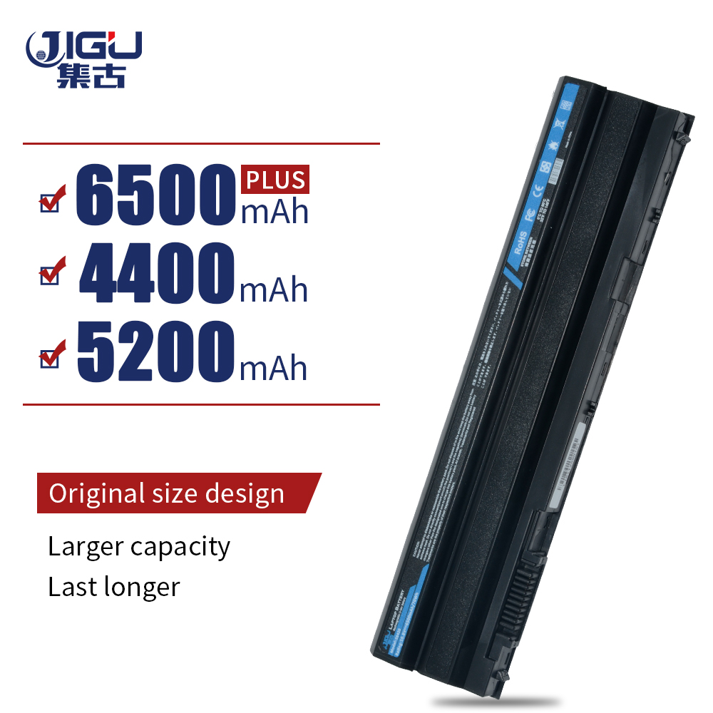 JIGU Laptop Battery For Dell  E5420 E5520m E6120 E6430 E6420 E6520 E6530 E5520 E6420 XFR For Inspiron 7420 7520 7720 5420 5520