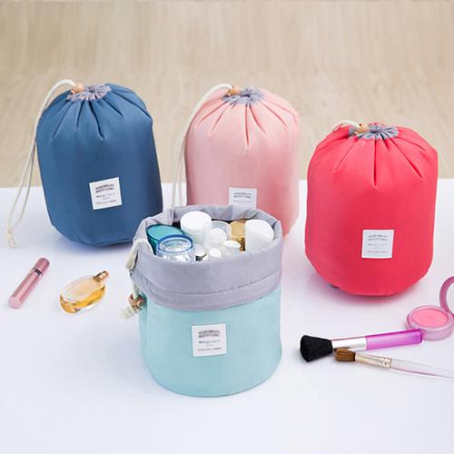 Cosmetic Jewelry Organizer Wash Toiletry Makeup Travel Drawstring Storage Bag Case Dropship