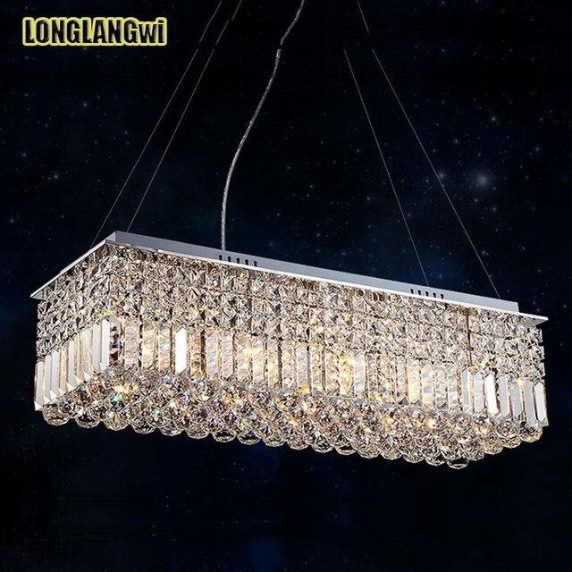 Free Gratuite Longue Taille Rectangle Montage K En Cristal Moderne