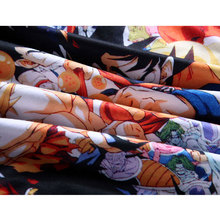 Anime Dragon Ball Print 3d t-shirt Unisex