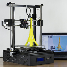 DMS DP5 REINO UNIDO almacén 200*200*270mm gran tamaño Auto-nivelación KIT de Impresora 3D, 10 minutos de instalar, 24 V SMPS, extrusora de metal,