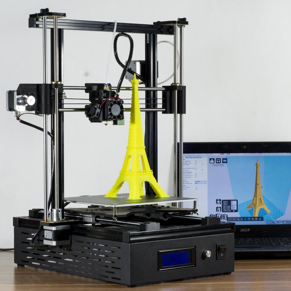 UK Warehouse Tax exemption Europe DMS DP5 200 200 270mm High Quality 3D Printer 10 Min