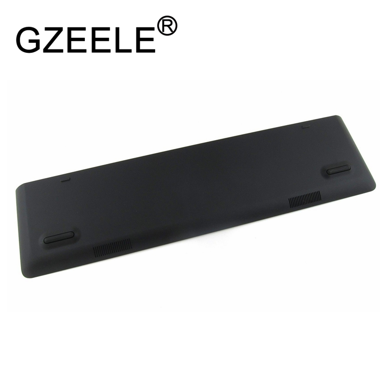 GZEELE New for DELL PRECISION 7710 7720 M7710 M7720 Laptop Bottom Battery Cover Door Access Panel Door 816FH 0816FH AM1DJ000601 gzeele new for dell precision 17 7710 7720 m7710 m7720 top cover a case switchable lcd back cover n4fg4 0n4fg4 lcd rear lid case