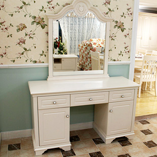 Charmant Dresser Dresser Rustic Dressing Table Makeup Mirror Married St901 Cosmetic  Table White Dresser