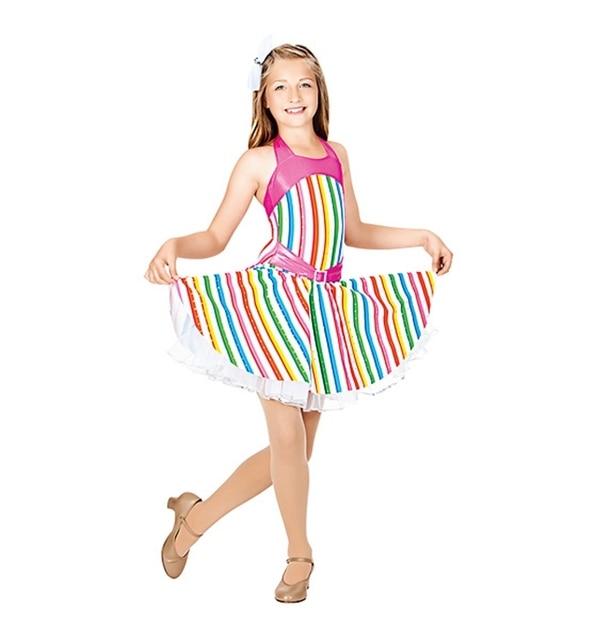 Girls Dance Ballet Dress Rainbow Dress Costumes Foreign Trade Theatrical Costume Kids Dance Costumes Ballet Costumes  sc 1 st  AliExpress.com & Girls Dance Ballet Dress Rainbow Dress Costumes Foreign Trade ...