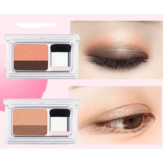Two-color gradient eye shadow Eye Shadow