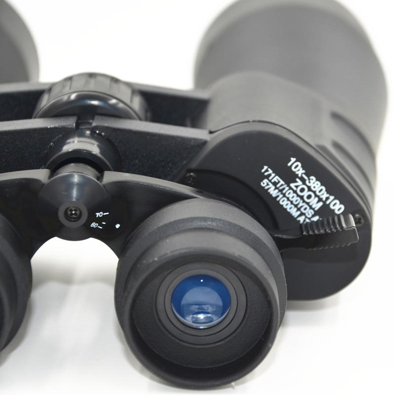 Hunting Professional Zoom Binoculars Telescope 10X-80X High Magnification Long Range High Definition Low Light Night Vision