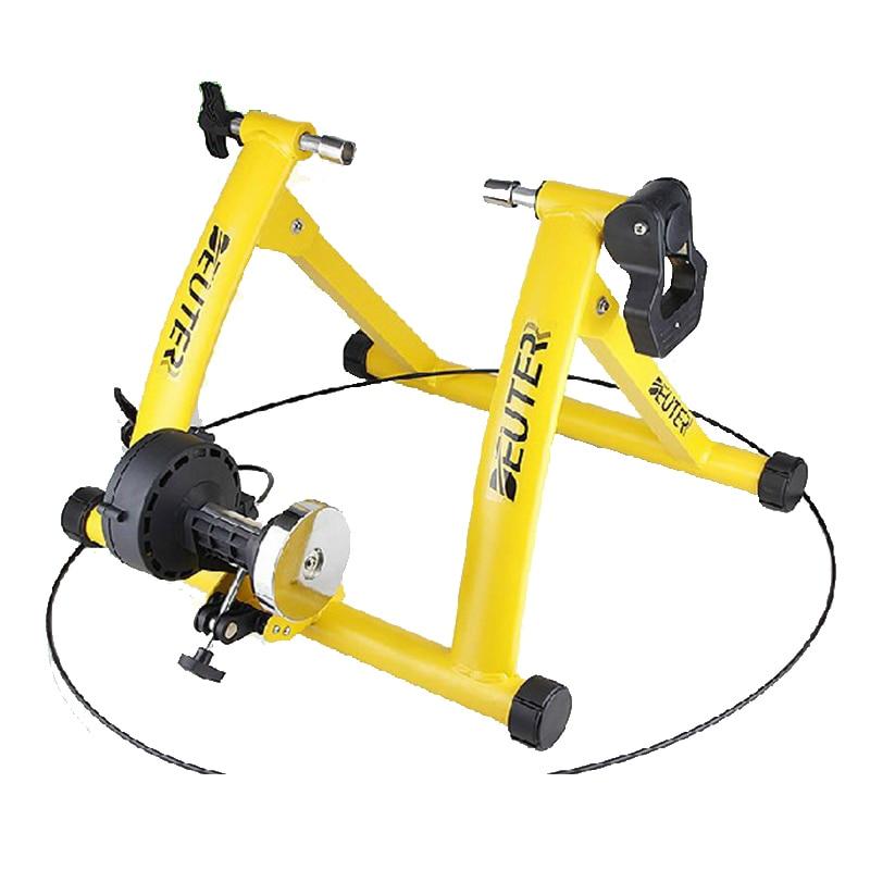 Vélo VTT roue Stand Station professionnel vélo formateur Booster dispositif équitation Station avant accessoires Fitness - 2