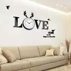 Creativo della vite Del Fiore FAI DA TE Per Bambini a casa camera da letto soggiorno TV sfondo decorazione della parete 3D autoadesivo della parete in acrilico - 4