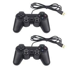USB Gamepad Wire Joypad Game Controller Retro Joystick for Raspberry Pi 4 Model