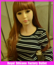 145cm Top quality full silicone love font b doll b font realistic love font b doll