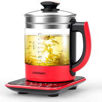Automatic Electric Kettle Glass Health Pot Household Multifunctional Teapot Temperature Adjustable Appointment Timing