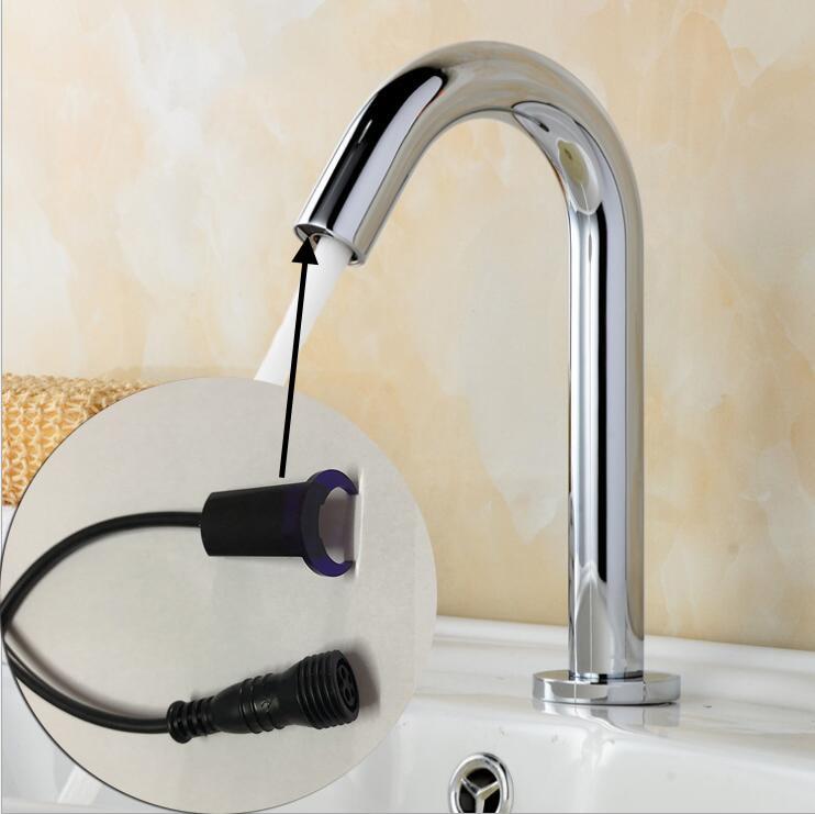 Automatic Sensor Faucet Spare Parts Touchless Sensor For Replace Automatic Sensor Faucet Accessories Auto Replacement