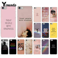 Yinuoda Harry Styles Treat People With Kindness candy Phone Case Cover for iPhone 6S 6plus 7 7plus 8 8Plus X Xs MAX 5 5S XR 10