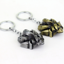 Dragon Ball Head Key Chain ( 2 colors)