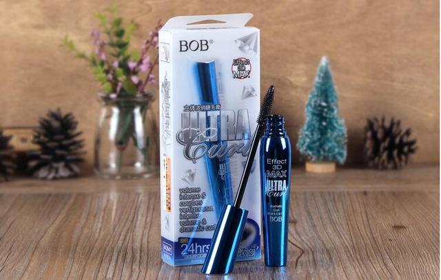 Hot Sell 3D Fiber Lashes Rimel Mascara Makeup ink Gel Natural Fibers Waterproof Eyelash mascara curling Cosmetics Eyes Health & Beauty