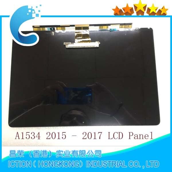Nouveau panneau d'affichage LCD d'origine A1534 pour Apple Macbook Retina 12