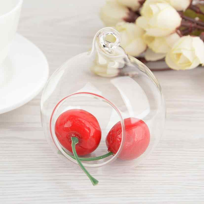 My House Crystal Glass Hanging Candle Holder Candlestick Home Wedding Party Dinner Decor 17AUG24