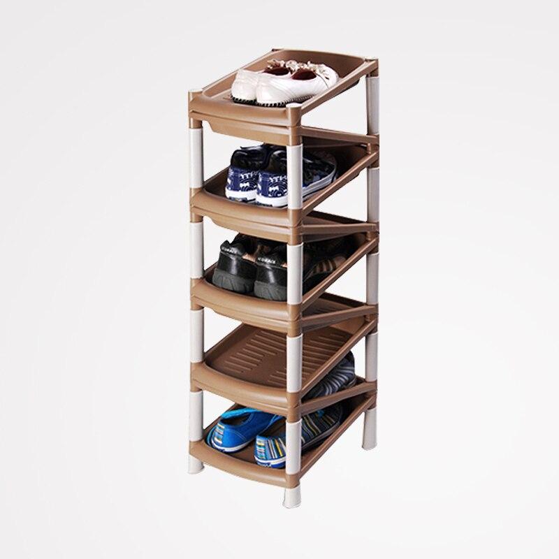 Space Master Shelves plastic dust layer storage shoe rack 9 449