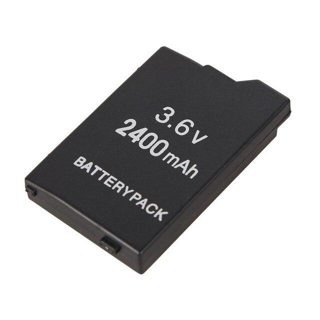 3.6 v 2400 mah Li-Ion Vervangende batterij voor PSP 2000 PSP 3000 3.6 v batterij PSP-S360 Game machine batterij