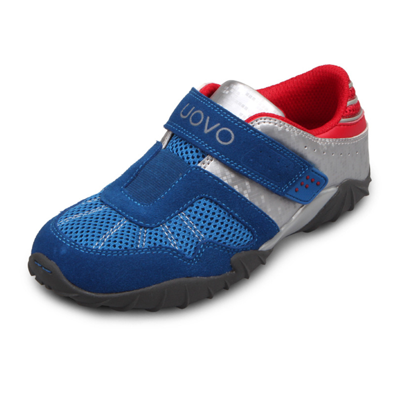 2017 New UOVO Children Shoes Racing Style Boys Shoes Breathable Shoes for Little Boys Kids Sneakers Autumn Shoes 2 colour 28-35 2016 new shoes for children breathable children boy shoes casual running kids sneakers mesh boys sport shoes kids sneakers