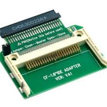CF kart için 50 P 1.8 inç IDE Düz tip kadın 50Pin IDE arabirim adaptörü Compact Flash CF 1.8 Kadın Dönüştürücü kart DMA
