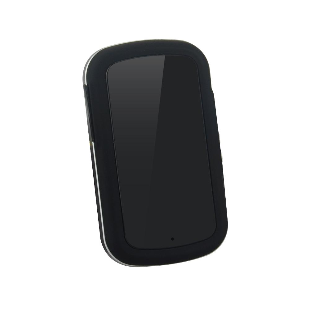 Facile à installer GPS tracker LK208 Tack par intervalle de temps automatiquement, stanby 60 dyas, Assistance SOS, appel bidirectionnel