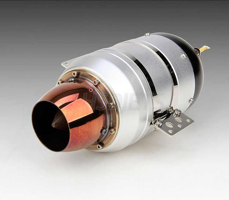 Turbine engine SWIWIN60B SW6Turbine jet engine for HSD Avanti super viper  V3 105mm F16 and T45 thrust 6kg