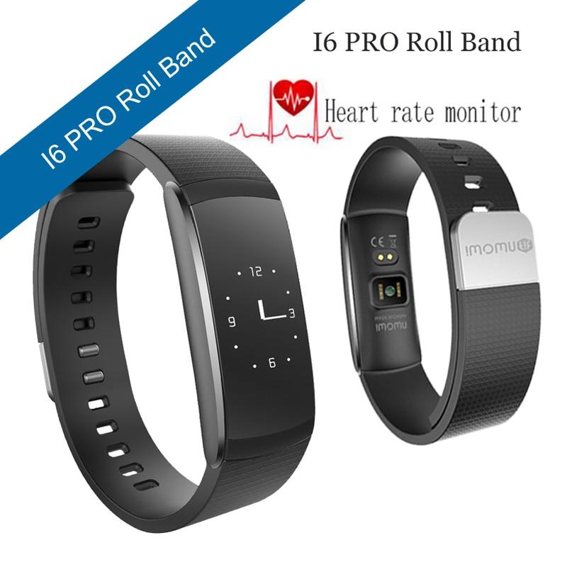 Official Authorization IWOWN i6 pro Smart Wristband Heart Rate Monitor I6 PRO Pu