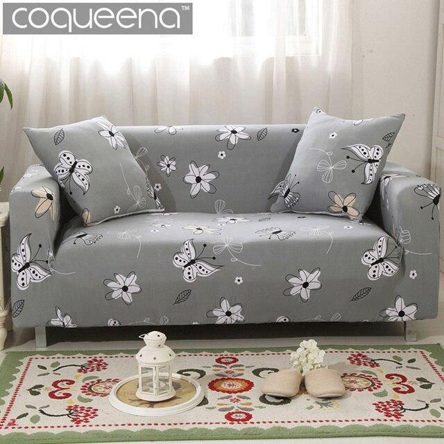Universal Stretch Sofa Hussen Möbel Abdeckungen Für Schnitt Couch