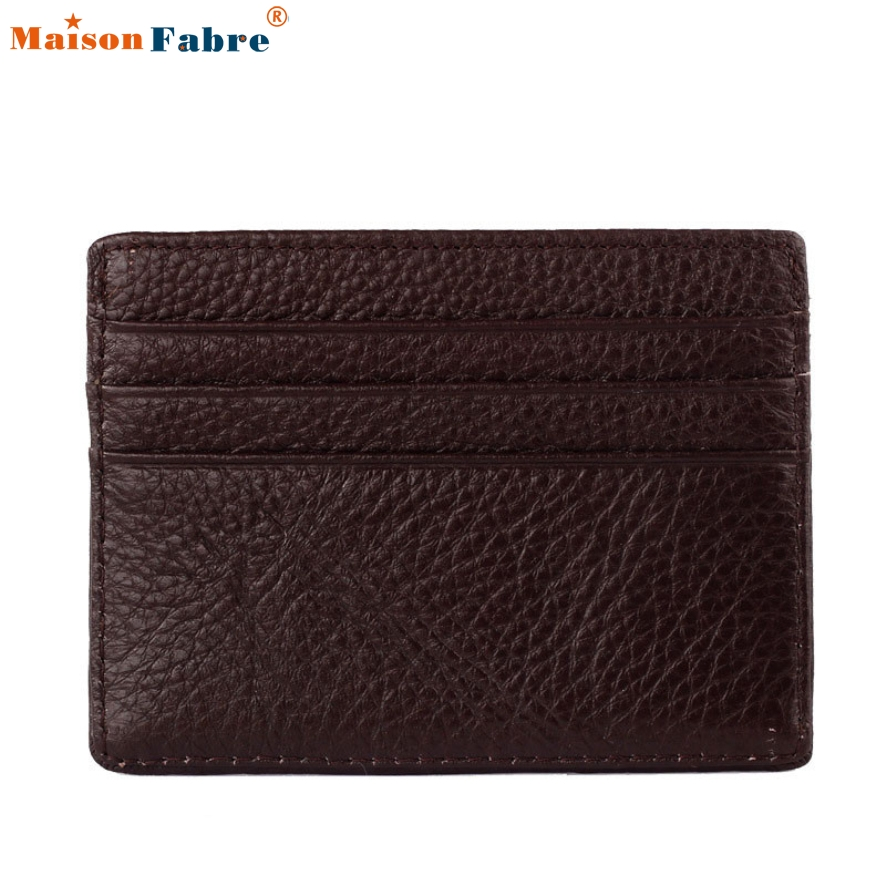 New Fashion  Vintage Slim Mini Leather Credit ID Card Holder Wallet Purse Bag Pouch Book Cover Case Wholesale Price Maison Fabre шары pyramid super aramith pro cup tournament 67мм