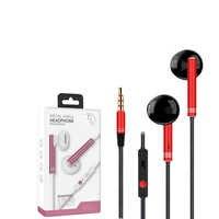 3,5mm interface draht control universal ohrhörer in-ear-kopfhörer subwoofer high-end-kopfhörer für Android für iPhone