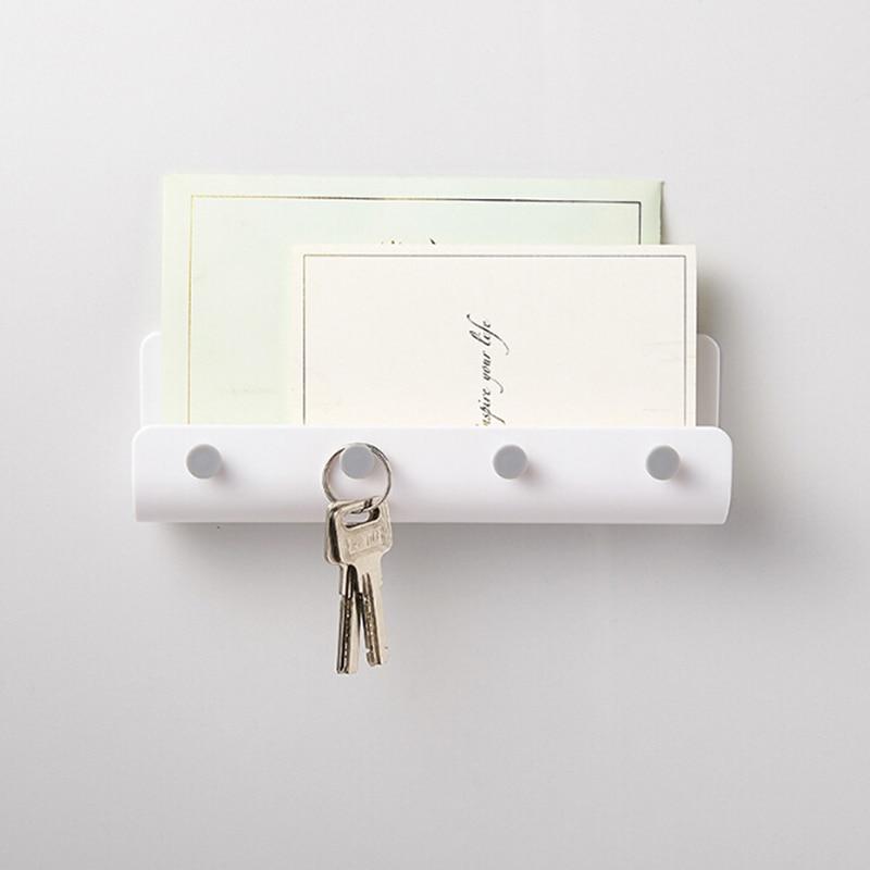 Креативный крючок для кухни ванной крючок современные домашние клеящиеся крючки держатель для ключей настенный крючок Домашний Органайзер|Крючки и направляющие|   | АлиЭкспресс - Красивые полки для дома