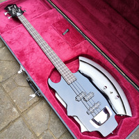 Forestwind guitar Cort Gene SIMMON Axe 4 strings Bass Electric musical instrument shop Real picture!