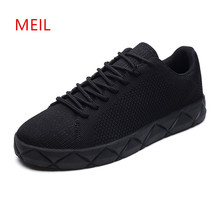 Mens Casual Shoes for Men mesh espadrilles 2018 mens summer sneakers Breathable Trainers Footwear