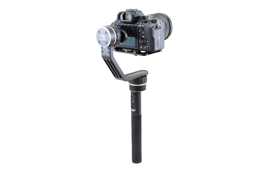 Feiyu MG Lite 3-Axle Brushless Handheld Gimbal Stabilizer for DSLR SLR Camera F18167 afi vs 3sd handheld 3 axle brushless handheld steady gimbal stabilizer for canon 5d 6d 7d for sony for gh4 dslr