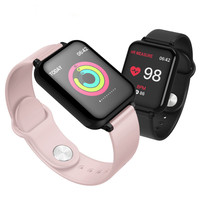 Smart watch Women Blood Pressure Heart Rate Monitor IP67 Waterproof Sports For IOS Iphone Smartwatch Functions Fitness Tracker