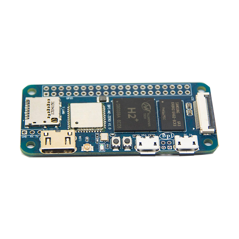 Banana Pi M2 Zero BPI-M2 Zero Quad Core Single-board Development Board Computer Alliwnner H2+ same as Raspberry pi Zero W ducky one cherry mx red