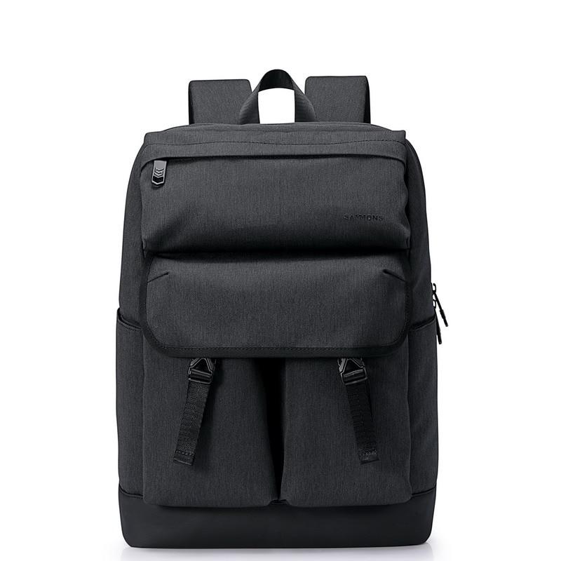 Waterproof Large Capacity 15.6 Inch Laptop Bag Man USB Design Backpack Bag Black Backpack women School Bags Mochila Masculina aspensport 2017 waterproof large capacity 17inch laptop bag man backpack bag black backpack for women school bags mochila mascul