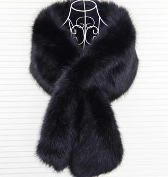Señora nueva blinger super big faux fox fur shawl de alta calidad a rayas pañuelo de retazos capa de piel grande multicolor invierno estolas de piel