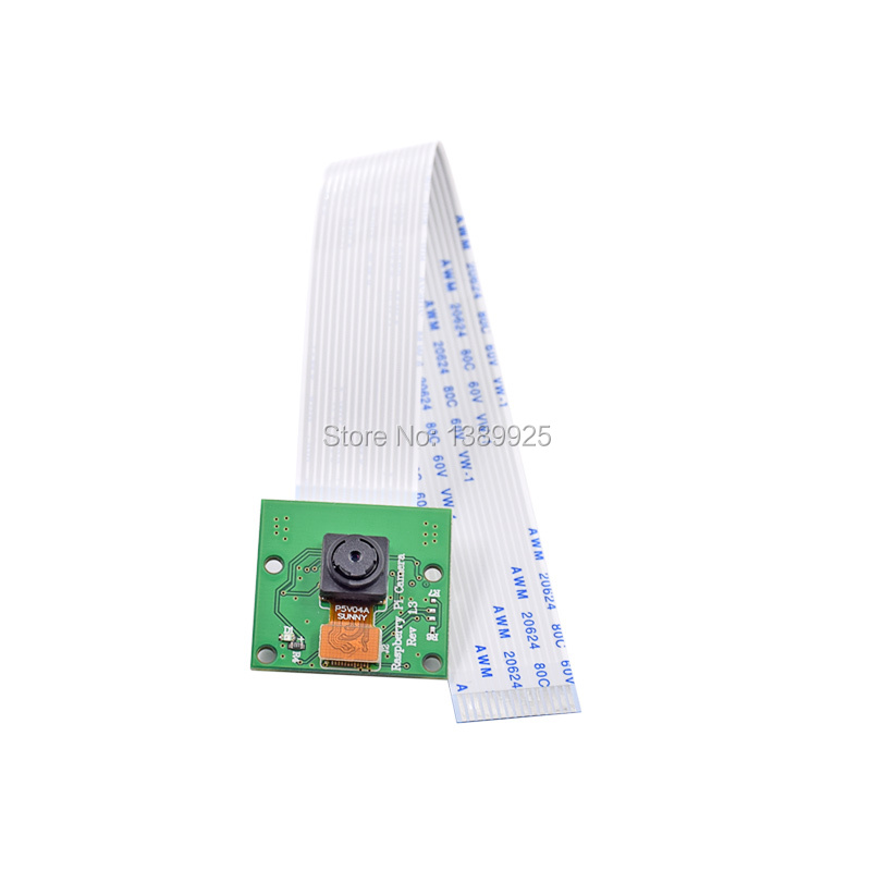 Brand New 1Pcs Camera Module Board REV 1.3 5MP Webcam Video 1080p 720p Fast For Raspberry Pi 3