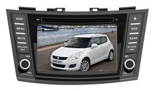 Para SUZUKI SWIFT 2012-2014 car dvd player AC8227 MTK Quad-Core android 5.1 3G gps bluetooth radio wifi mapa cámara