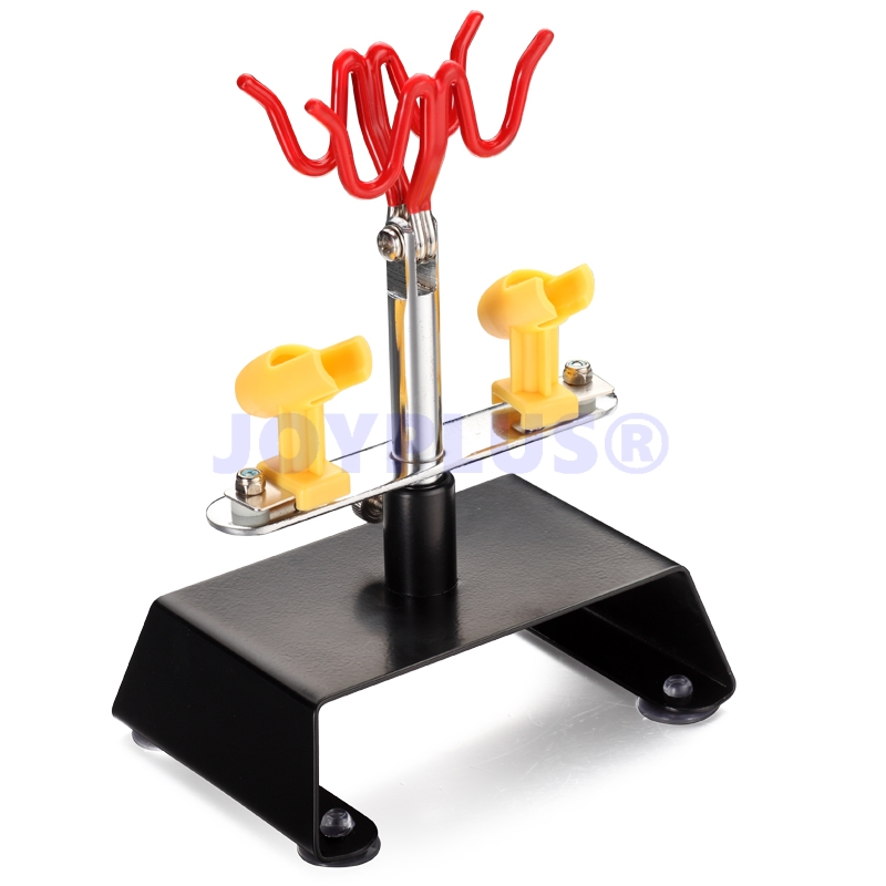 Tabletop Airbrush Holder Easy to hold the airbrush Suitable for every airbrush artist beginner or prefessonal artist.