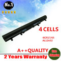 WHOLESALE New 4 cells Laptop battery For ACER Aspire V5-431  V5-471  V5-531 V5-551 V5-571 4ICR17/65  AL12A32 FREE SHIPPING