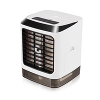 Car mini air cooler Fan humidifier Spray Easy Cool Purifies Air Cooling Fan Portable 12V air conditioner for car DY393