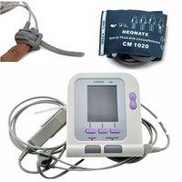 Neonate/Infant Blood Pressure Monitor CONTEC08A+SPO2 PR+PC Software+6 11cm cuff