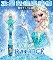 Disney Light Up Toys Kids Frozen Elsa Led Magic Wand Music Singing Let It Go Led Toys Juguetes Con Luces Led Light Sticks