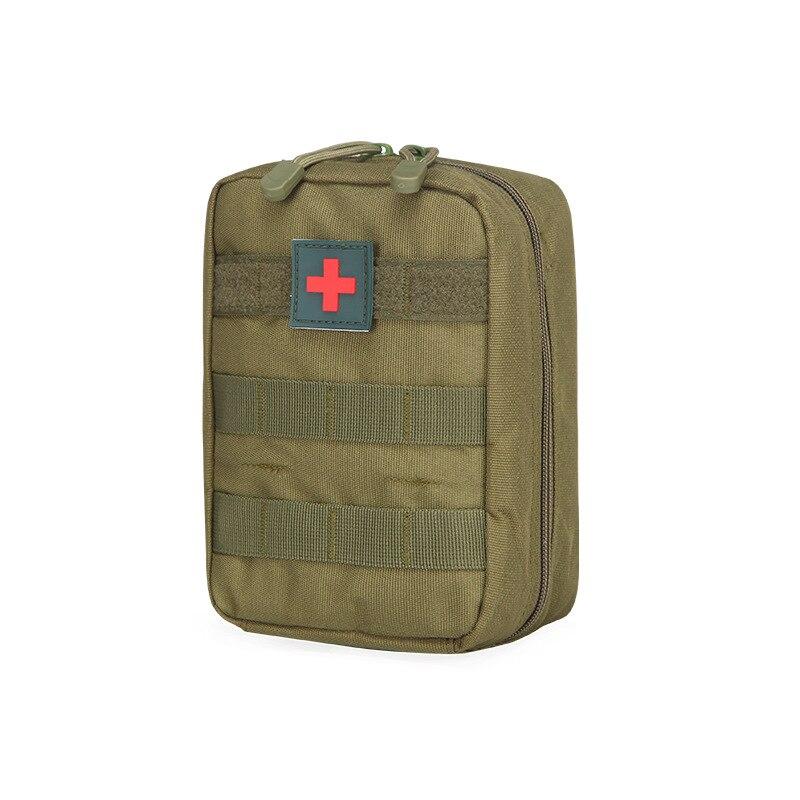 tático combate saco médico ao ar livre