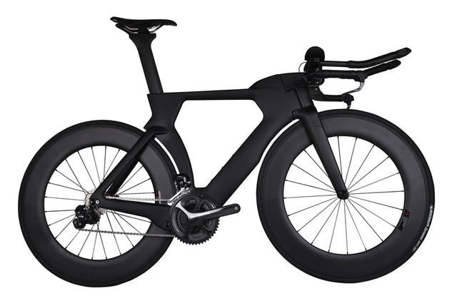 Best качество китайских Полное время Trial углерода велосипед углерода, Триатлон, велосипед с di2 системы TT велосипед волокна велосипед