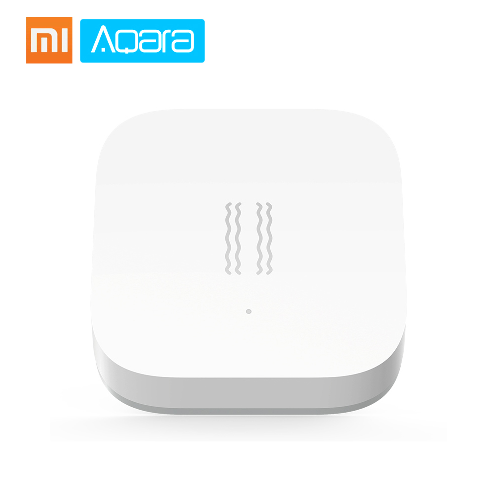 <font><b>Xiaomi</b></font> <font><b>Aqara</b></font> Mini Automatic Detection Movement Sticker Motion <font><b>Door</b></font> <font><b>Window</b></font> <font><b>Sensor</b></font> Value Painting Monitoring Home Security image